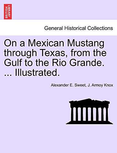 On a Mexican Mustang Through Texas, from: Alexander E Sweet,
