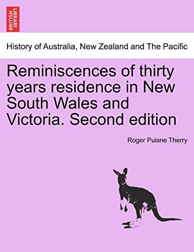 Reminiscences of thirty years residence in New: Therry, Roger Puisne