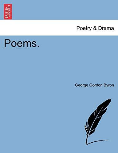 9781241568436: Poems.