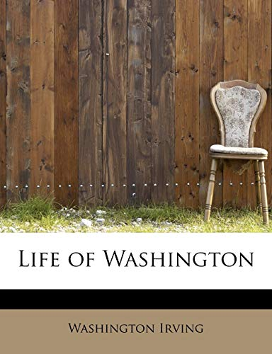 9781241635565: Life of Washington