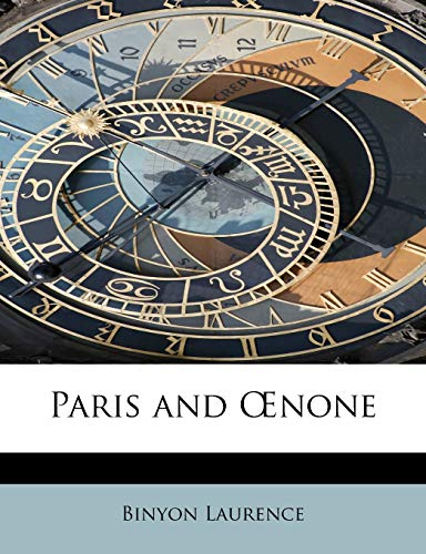 9781241641924: Paris and OEnone