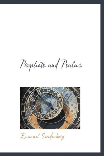 9781241670511: Prophets and Psalms