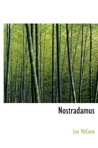 9781241675851: Nostradamus
