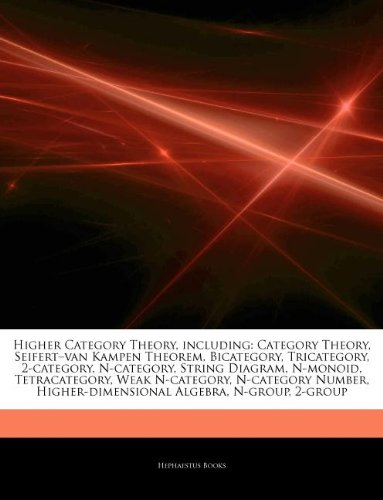 9781243404336: Articles On Higher Category Theory, including: Category Theory, Seifertâ