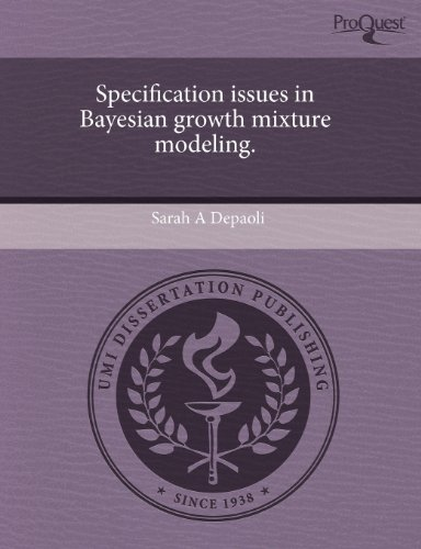 Specification issues in Bayesian growth mixture modeling.: Sarah A Depaoli