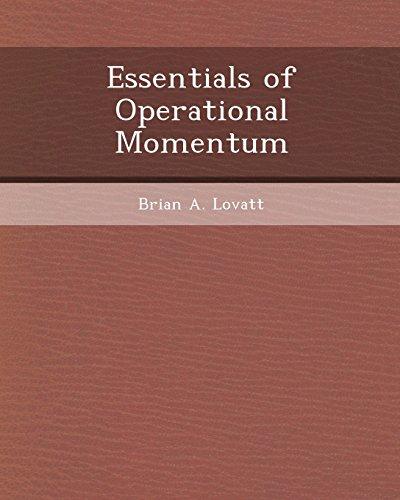 9781243454263: Essentials of Operational Momentum