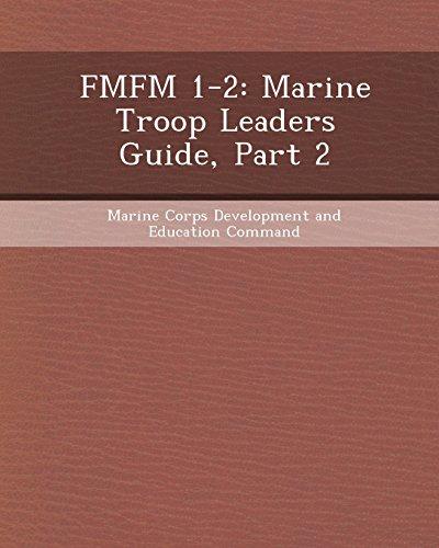 9781243514288: Fmfm 1-2: Marine Troop Leaders Guide, Part 2