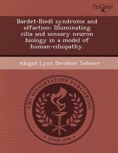 Bardet-Biedl syndrome and olfaction: Illuminating cilia and sensory neuron biology in a model of ...