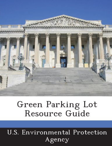 9781243680129: Green Parking Lot Resource Guide