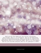 9781243943538: Articles on Battles of the War of the Fifth Coalition, Including: Battle of Eckm Hl, Battle of Wagram, Battle of Aspern-Essling, Battle of Sacile, Bat