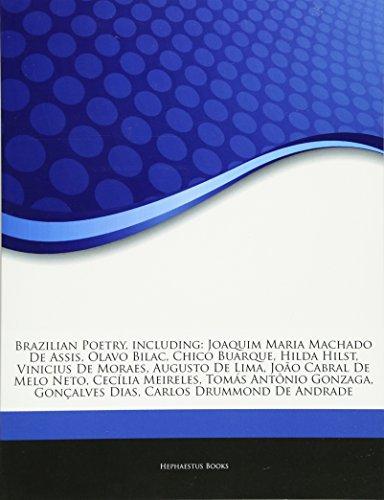 Articles on Brazilian Poetry, Including: Joaquim Maria: Hephaestus Books