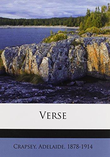 9781245782470: Verse