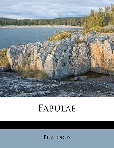 9781246349368: Fabulae (Latin Edition)