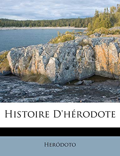 9781246591736: Histoire D'hérodote (French Edition)