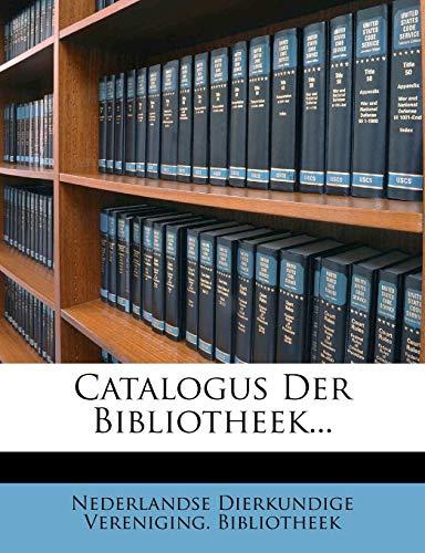 9781246830026: Catalogus Der Bibliotheek... (Dutch Edition)