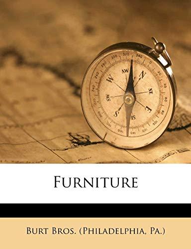 9781246897487: Furniture