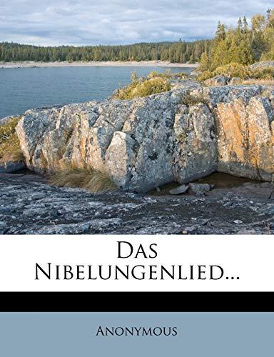 9781247031088: Das Nibelungenlied... (German Edition)