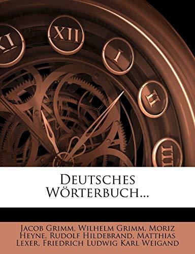 9781248045701: Deutsches Worterbuch ... (German Edition)