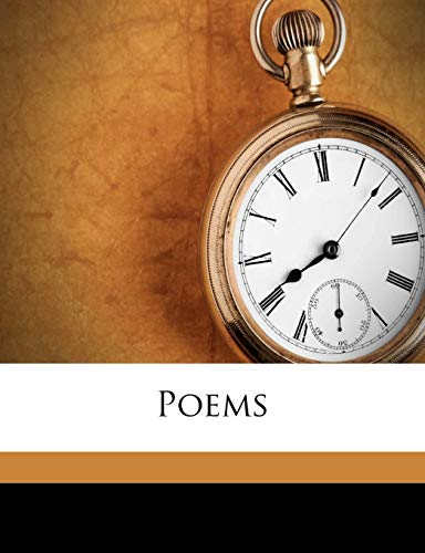 Poems (124840615X) by Matthew Robertson