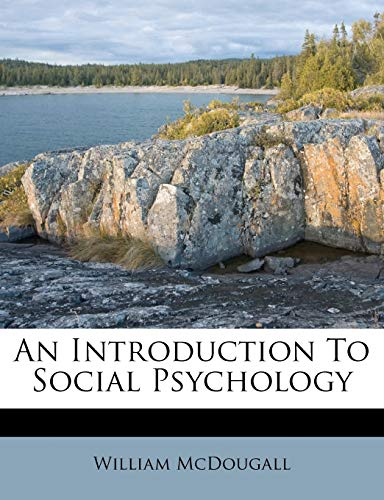 9781248598870: An Introduction To Social Psychology