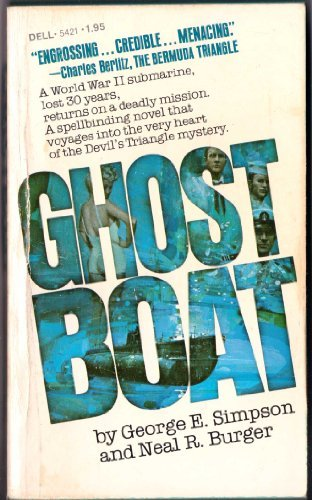 9781248614532: Ghost Boat