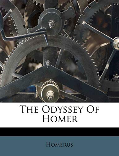 9781248774366: The Odyssey Of Homer