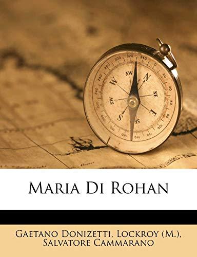 9781248839478: Maria Di Rohan