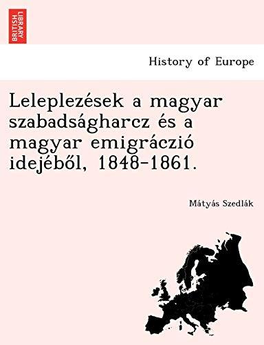 Lelepleze Sek a Magyar Szabadsa Gharcz E: Ma Tya S