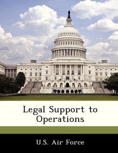 9781249124450: Legal Support to Operations