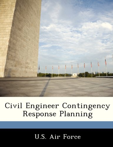 9781249124849: Civil Engineer Contingency Response Planning