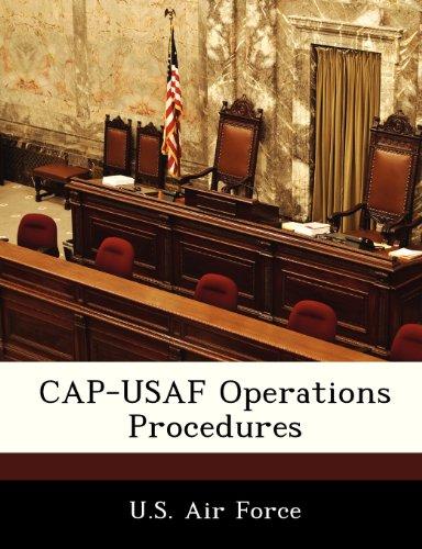 9781249126294: CAP-USAF Operations Procedures