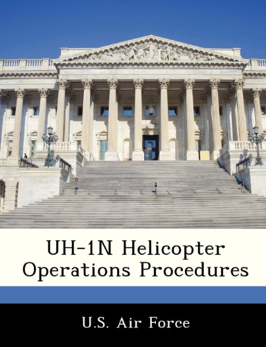 9781249129080: UH-1N Helicopter Operations Procedures