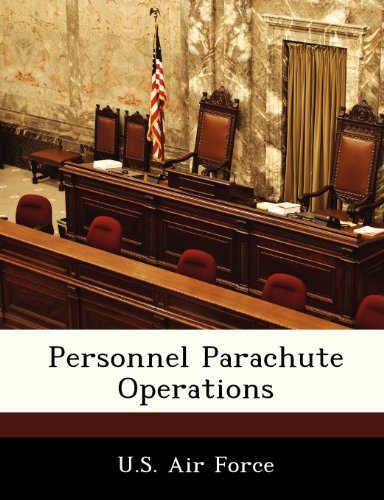 9781249132684: Personnel Parachute Operations