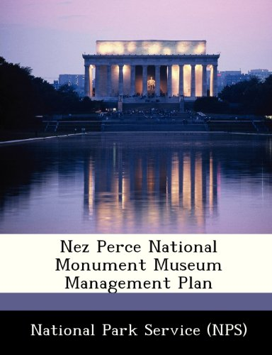 9781249139713: Nez Perce National Monument Museum Management Plan