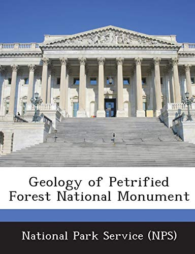 9781249140597: Geology of Petrified Forest National Monument