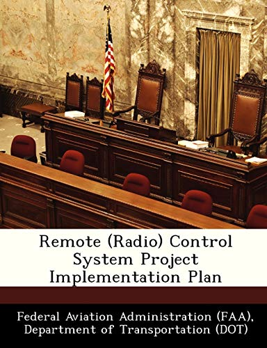 9781249153887: Remote (Radio) Control System Project Implementation Plan