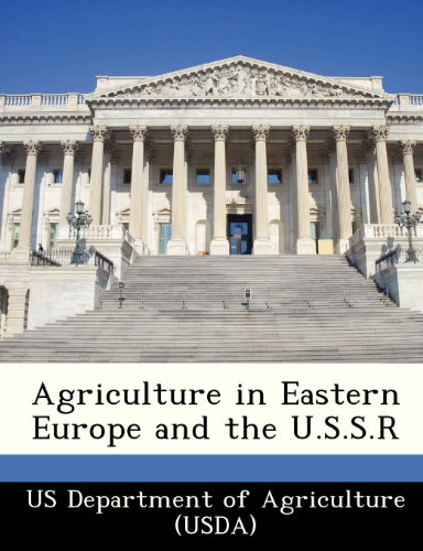 9781249159285: Agriculture in Eastern Europe and the U.S.S.R