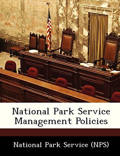 National Park Service Management Policies
