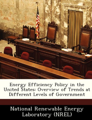 9781249167327: Energy Efficiency Policy in the United States: Overview of Trends at Different Levels of Government