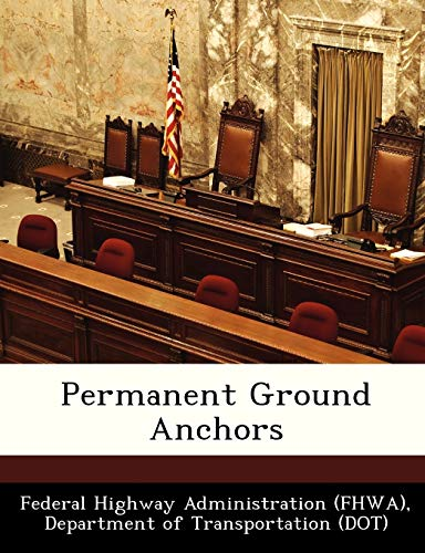 9781249168188: Permanent Ground Anchors