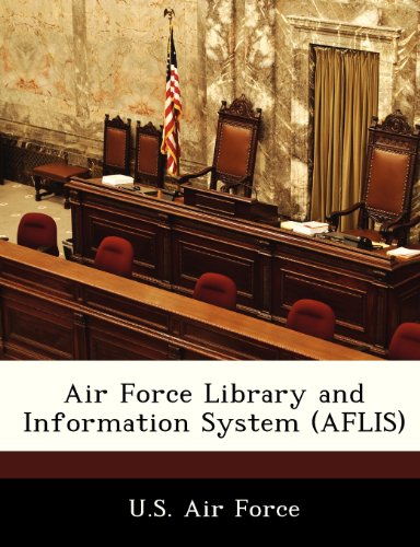 9781249181811: Air Force Library and Information System (AFLIS)