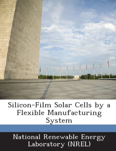 9781249196136: Silicon-Film Solar Cells by a Flexible Manufacturing System