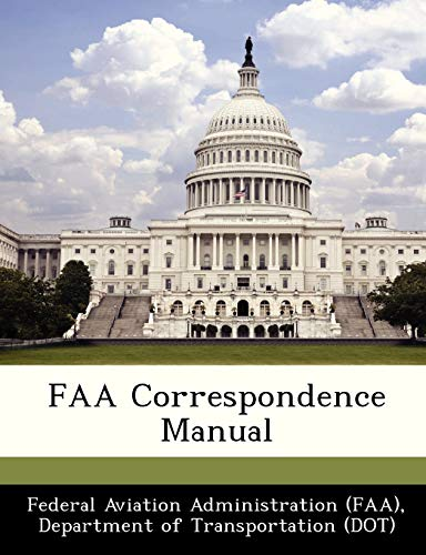 9781249198154: FAA Correspondence Manual