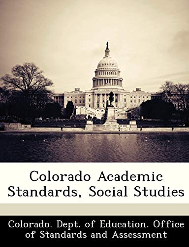 Colorado Academic Standards, Social Studies: n/a