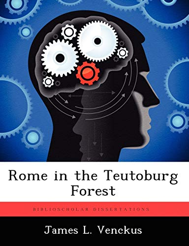 9781249286387: Rome in the Teutoburg Forest