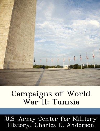 9781249451266: Campaigns of World War II: Tunisia