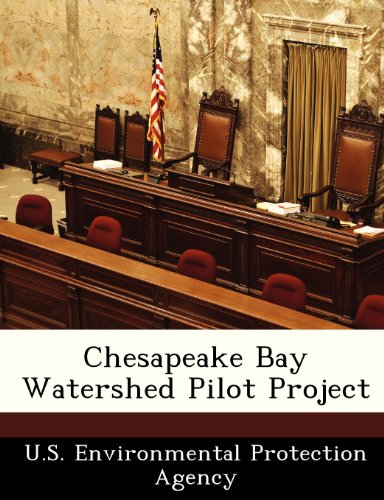 9781249458630: Chesapeake Bay Watershed Pilot Project