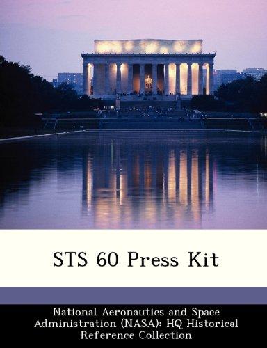 9781249503149: STS 60 Press Kit