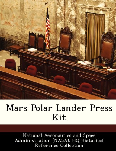 9781249503651: Mars Polar Lander Press Kit
