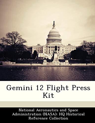 9781249504146: Gemini 12 Flight Press Kit